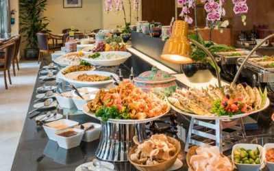 1 For 1 Sun's Cafe Buffet DBS Credit Card Member Promotion