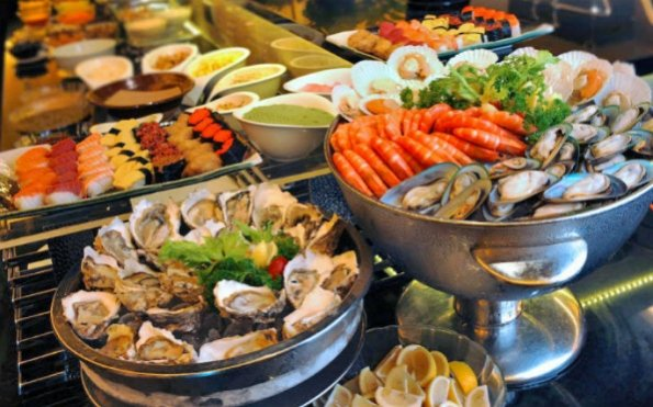 1 For 1 Weekend Buffet Promotion at Coleman's Cafe from $58 NETT
