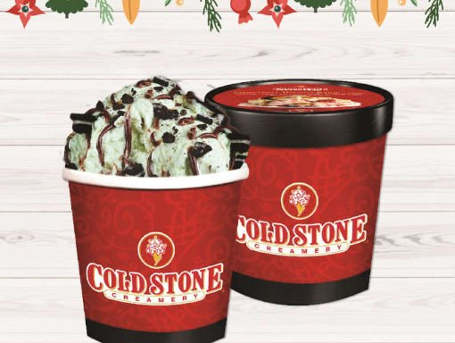 1 for 1 coldstone