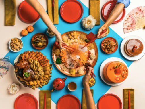 1 For 1 Chinese New Year Festive Lunch/Dinner Buffet (from $62++) at Escape Restaurant & Lounge Till 11 Feb 2019