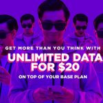 Circles.Life Introduce New $20 for Unlimited Data add-on from 14 Feb 2019