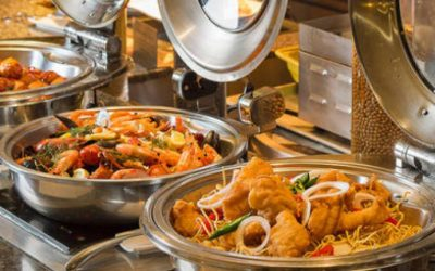 1 For 1 Buffet Lunch and Dinner at Window on the Park Holiday Inn with PAssion Card