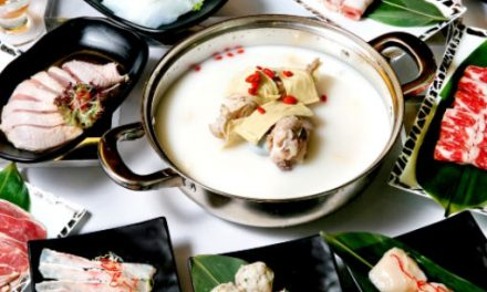 Enjoy Hua Ting Steamboat 1 For 1 All Day Set Menus with OCBC Cards