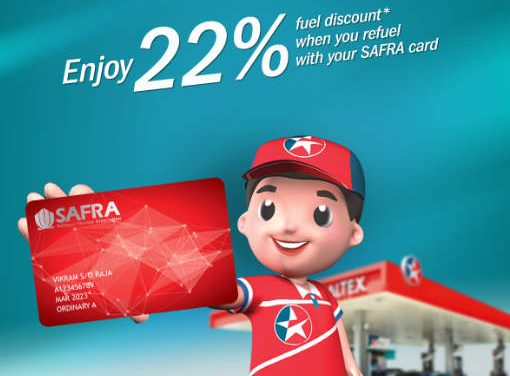 Celebrate SAF Day with Discount up to 22% off Petrol or Even More