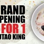 1 For 1 Ramen Nagi Butao King Promotion at ION Orchard 13 Sep 19
