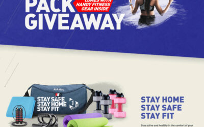 Redeem Your Free Sports Pack with Fitness Gears From 1 Play Sports Now