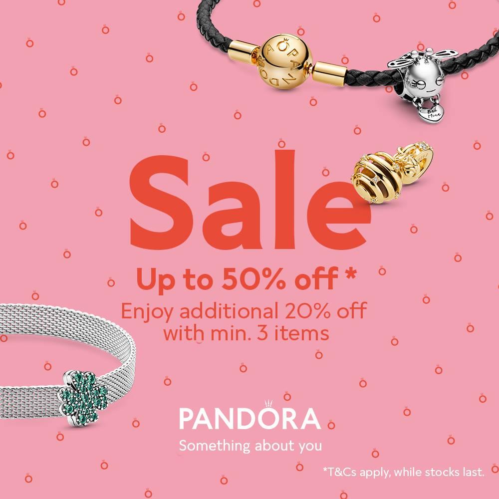 Pandora Singapore Sales
