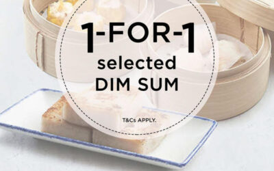 Shang Social 1 For 1 Dim Sum Takeaway Promo Exclusively for DBS/POSB Cardmembers