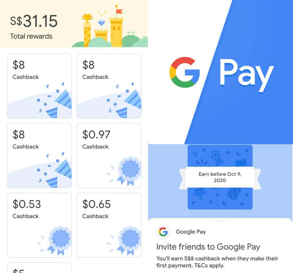 google pay referral