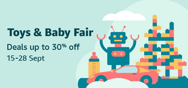 amazon singapore promotion toy sale